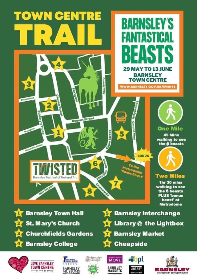 Fantastical Beasts Trail